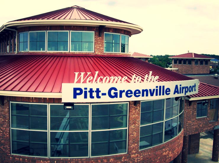 Pitt – Greenville Airport
