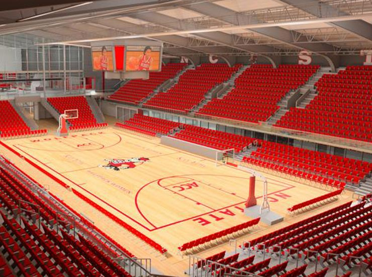NC State – Reynolds Coliseum Renovation