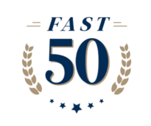 Fast 50 Award - Triangle Business Journal