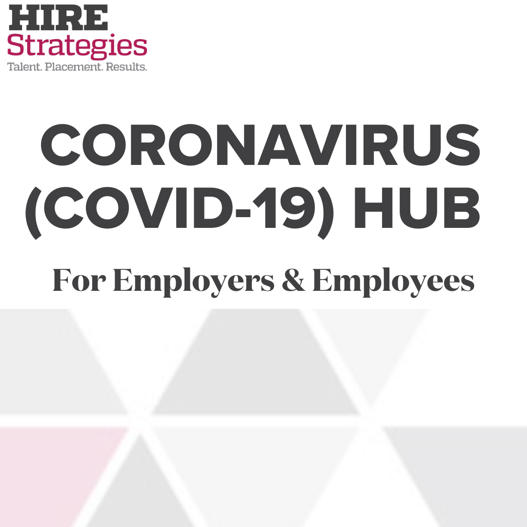 Coronavirus (COVID-19) Hub For Employers & Employees